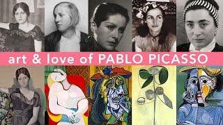 Pablo Picasso   Art, Love, & Collaboration Pt. 3   LittleArtTalks