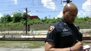 MTA Light Rail & Overactive Police
