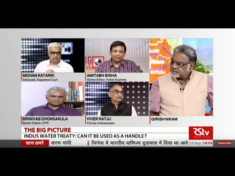 The Big Picture -Indus Water Treaty:Can it become the handle?