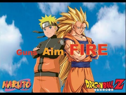 Naruto x Goku Crossover    BTS - Not Today (AMV)