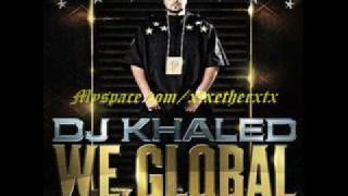 Dj Khaled - We Global - 10 - fuck the other side