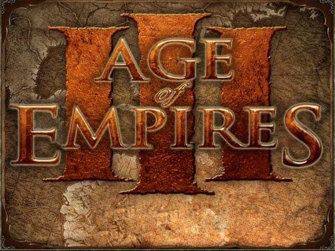 Стрим - Age of Empire 3 - Сражения с Высоким компьютером =)