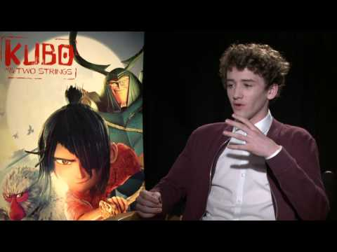 'Kubo And The Two Strings' Star Art Parkinson Talks About Getting Into Character & More