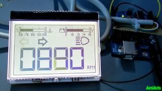 ST7565 LCD tutorial - ladyadanet