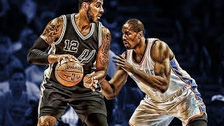 Nba 2015-2016 season: quick notes - spurs vs. thunder