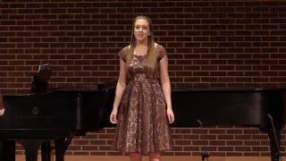 Emily Brown - Danza, danza, fanciulla gentile - Francesco Durante (2)
