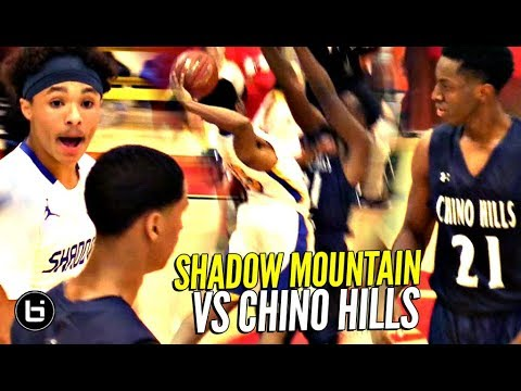 Chino Hill's Meets Shadow Mountain's DEFENSE!! The Match-Up We've Been Waiting For!!