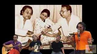 Ye shaam mastaani - Harmonising with RD Burman