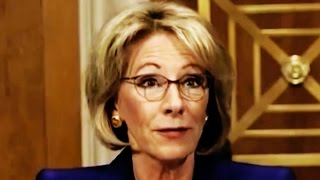 Bernie to Betsy DeVos: Would You Be Here If Your Family Hadn