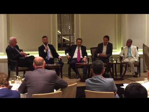 Maritime CEO Forum 2018 Dry Bulk