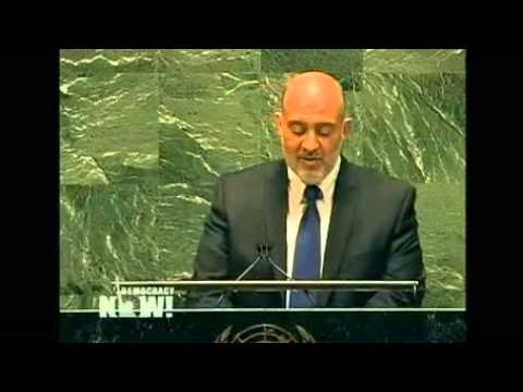 UN Vote For Palestine