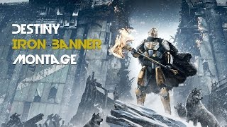 i m sorry for all the pain destiny iron banner montage