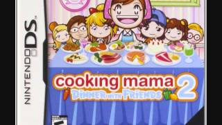 Cooking Mama 2 - Dinner With Friends (NDS Music)