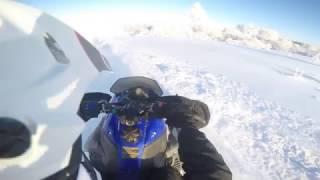 Nytro Катание на снегоходе г. Жигулевск(Моя первая видео нарезка катания на снегоходе Yamaha nytro. Маршрут: Березовая роща, Горнолыжка, лес Александров..., 2017-01-16T18:44:58.000Z)