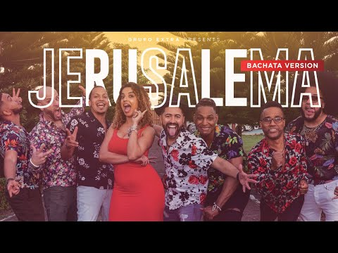 GRUPO EXTRA –  ATACA X LA ALEMANA X EL TIGUERE – JERUSALEMA – BACHATA VERSION (OFFICIAL VIDEO)