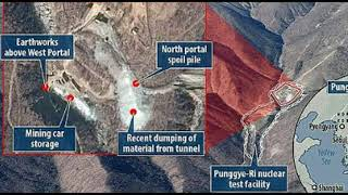 Chinese Experts Say Kim's Test Site Collapsed, Real Reason for Freeze On Tests