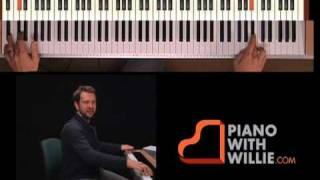 Learn Piano Improvisation - Part 13 - Fluid Improv exercises