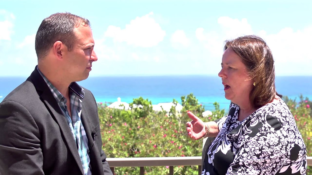 Global Fund Forum 2015 Hub Culture Bermuda with Alison Morrison, Oyster Consulting,