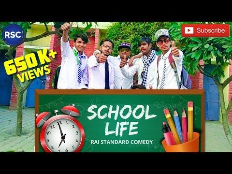 School Life Funny Video | Rai Standard...