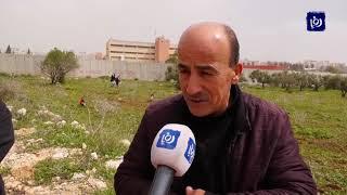 الاحتلال يصادر آلاف الدونمات من قرية قلنديا شمال القدس المحتلة - (31-3-2019)