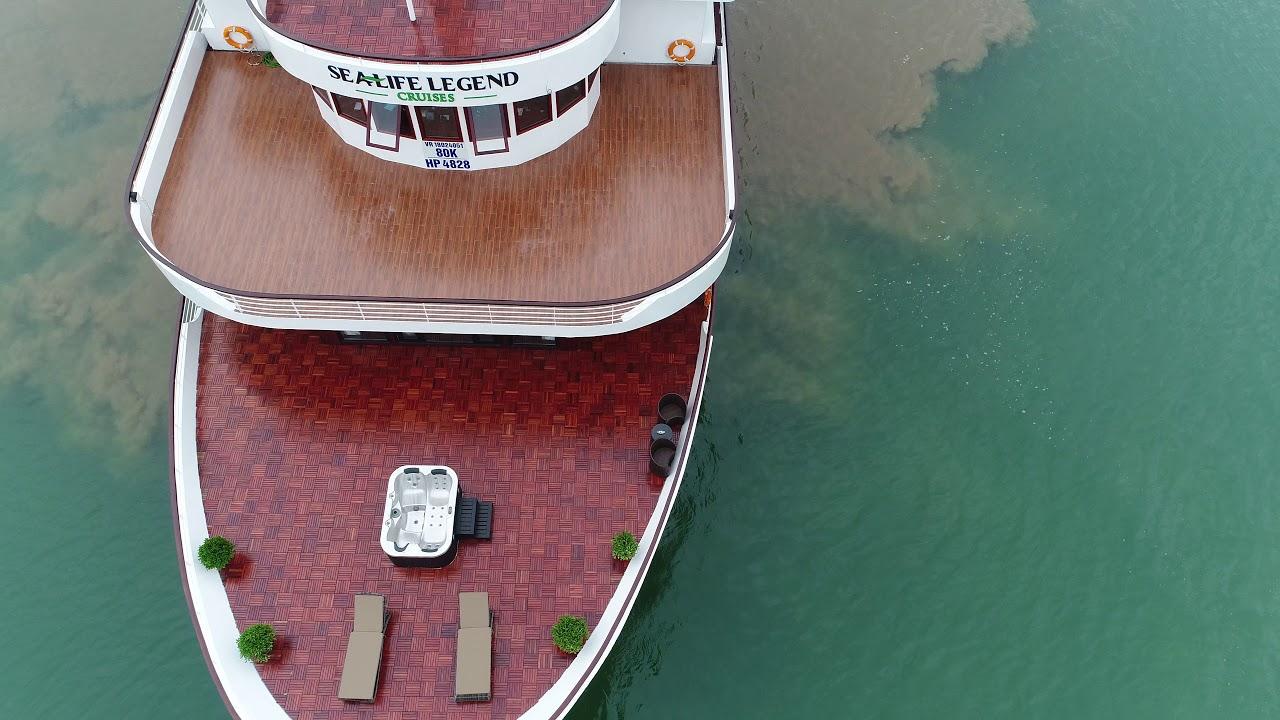Sealife legend cruises - YouTube