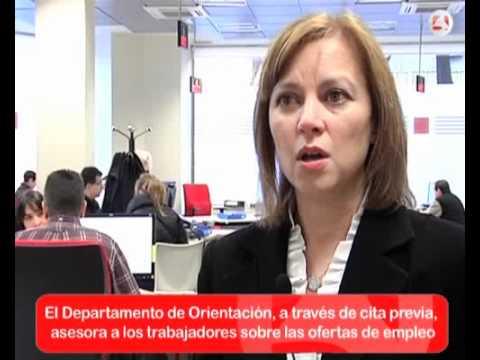 Oficinas de empleo de la comunidad de madrid youtube for Oficina de empleo azca madrid
