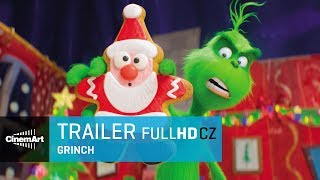Grinch (2018) oficiální HD trailer #3 [CZ DAB]