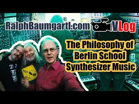 The Philosophy of Berlin School Synthesizer Music (also known as Space and Cosmic Rock)