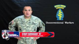 US SPECIAL FORCES and Requirements To Join