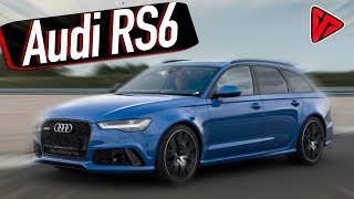 Avaliação Audi Rs6 2018 | Top Speed