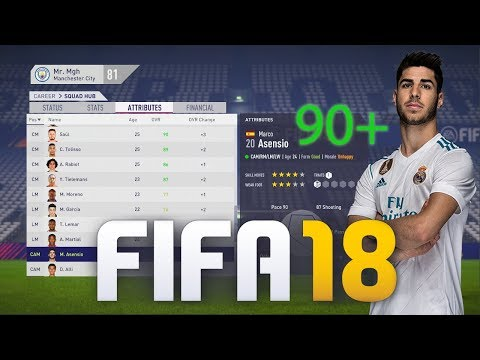 FIFA 18 CAREER MODE - THE BEST YOUNG PLAYERS IN 2020!