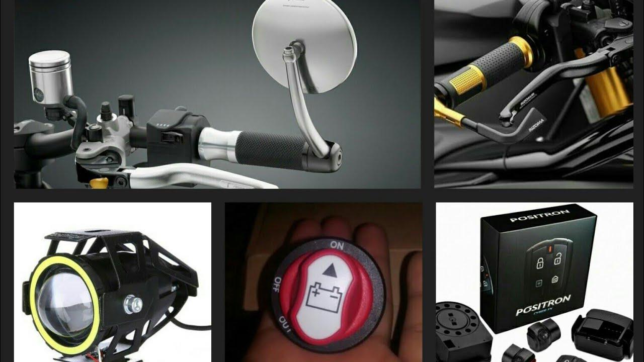 46ca1c28278 30 ACCESORIOS PARA MOTOS - Gps - Alarmas - Sensores - - YouTube