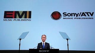 Baixar Sony veut s'offrir EMI Music pour 1,6 milliards d'euros