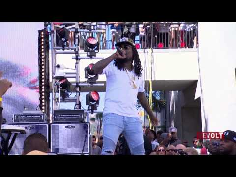 FAST & FURIOUS 7 - Ride Out (Live) - Wale, Tyga, YG & Rich Homie Quan