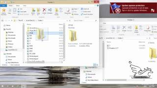Windows 10   How to select, copy, move and paste items