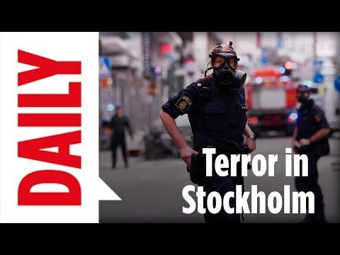 Terror-Anschlag in Stockholm: LKW rast in Menschenmenge - DAILY-Spezial live