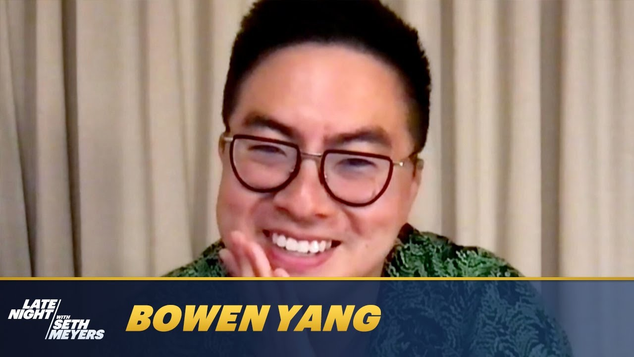 Bowen Yang Reacts to Fran Lebowitz's Disapproval of His SNL Impression
