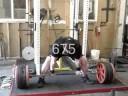 Mark Bell Squat Bench Dead Training