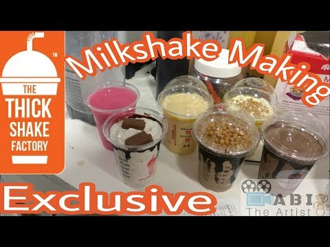 The ThickShake Factory Exclusive | Thuraipakkam,Sholinganallur,Chennai | Food Review with Abi