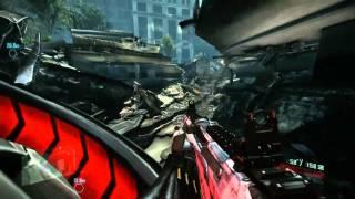 "Crysis 2 PC HD Mission 2 ""Sudden Impact"" Walkthrough"