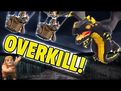 INSANE STRATEGIES FOR OVERKILL 3 STARS!