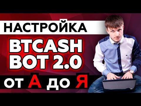 Настройки Форекс Робота BtCash Bot 2.0 и Wsb Trend от А до Я! Пошаговая Инструкция!