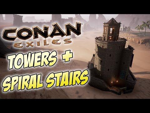 Conan Kletterausrüstung : How to find mountaineer npc or where is climbing gear conan