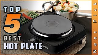 Top 5 Best Hot Plate Review in…