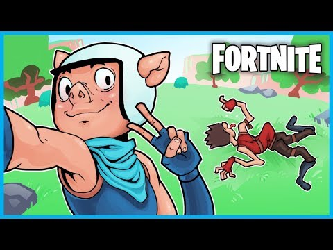 The DUMBEST PLAYER in Fortnite: Battle Royale! (Fortnite Funny Moments)