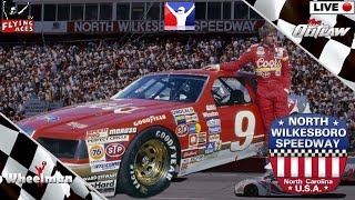 NASCAR Live: North Wilkesboro: iRacing: Flying Aces TV: 22 September 2020