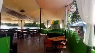 Чудесный отдых в Щурово. Кафе-бар «Мохито». Пляж на реке Северский Донец.