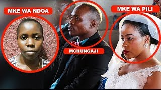 AIBU YA MWAKA! Mchungaji Afumaniwa Akioa Mke Mwingine!