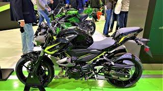 8 New Naked and Streetfighter Motorcycles Under 300-400cc For 2020 & StayHomeSaveLives