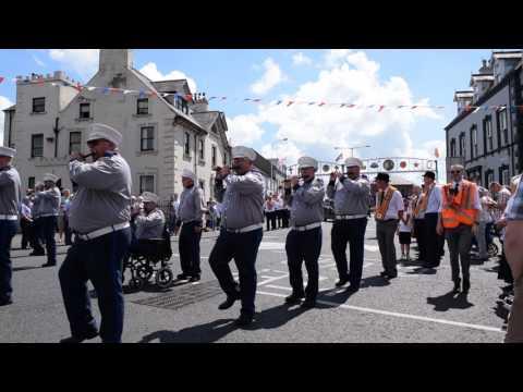 Ballymena 12 July 2017 Loyalist Parade Full HD part 1/3